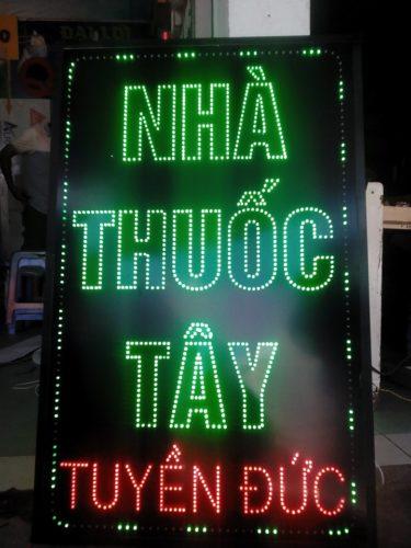 Biển led nhà thuốc tại Hà Nội
