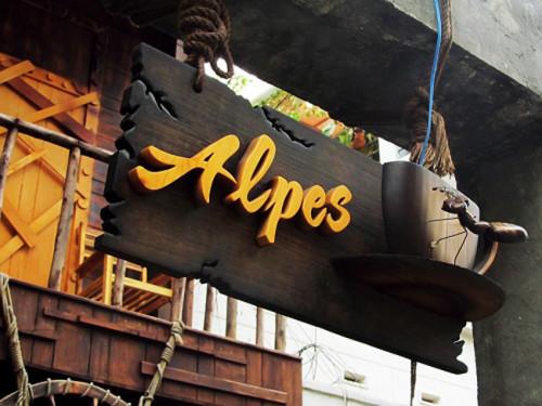 Biển quảng cáo quán cafe tại Hà Nội