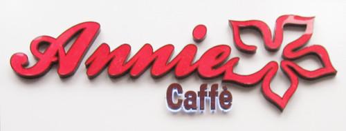 Biển quảng cáo quán cafe đep