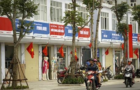 Biển Quảng Cáo tại nước ngoài