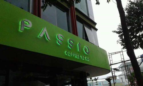 Biển hiệu quán cafe đẹp
