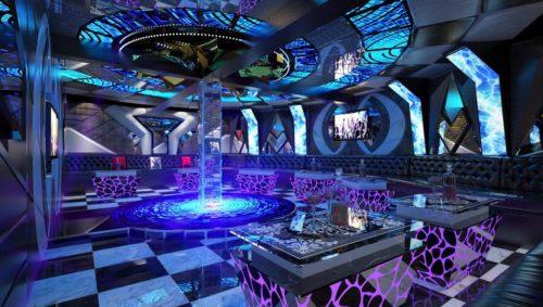 Mẫu phòng hát karaoke 5