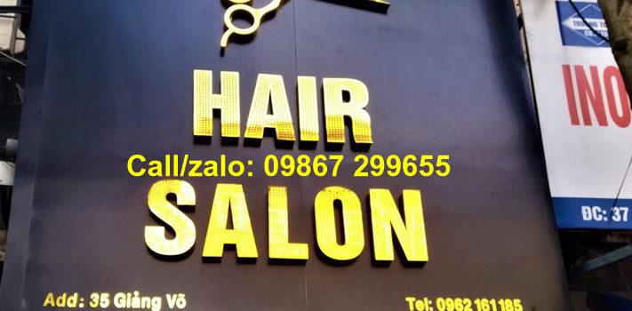 Biển quảng cáo Hair Salon