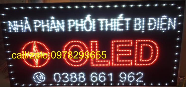 """Biển quảng cáo LED """"CHUYÊN NGHIỆP-GIÁ RẺ"""""""