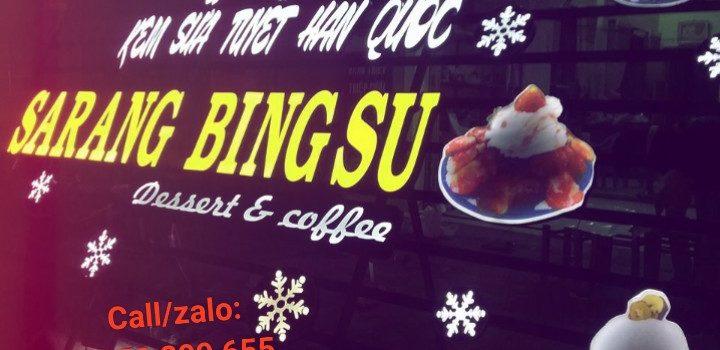 Biển quảng cáo nhà hàng, biển chữ nổi.