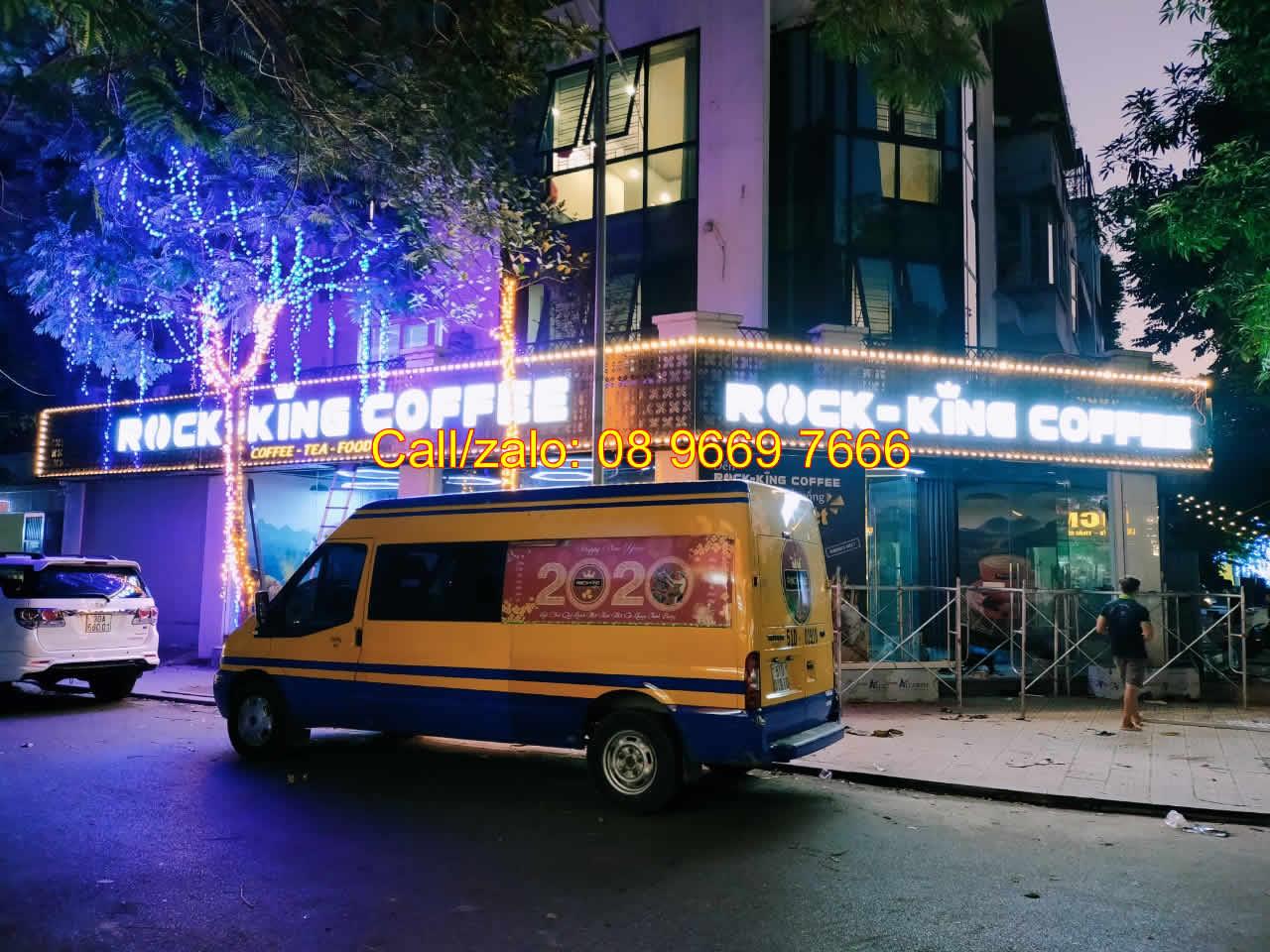 Biển quảng cáo quán cafe đẹp